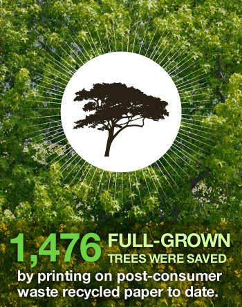728 Full Grown Trees Were Saved