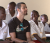 Joe Jonas_at Free The Children's Kisaruni All-Girls Secondary School_Me to We Trip to Kenya_June 2013